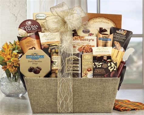 gift baskets hampers food gourmet wine fruit