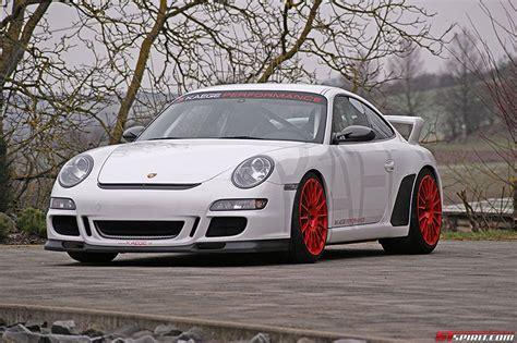 Porsche 911 Gt3 Clubsport Auktion by Official Porsche 911 Gt3 Clubsport By Kaege Gtspirit