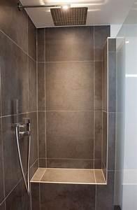 Begehbare Dusche Mit Sitzbank Bad Pinterest