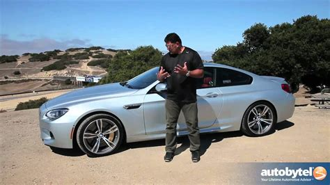 2013 Bmw M6 Coupe Luxury Sports Car Video Review