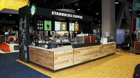 Starbucks Tradeshow Kiosk - PIVOT