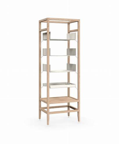 Shelving Volitare Unit Bookcase Coquo Shelves Oak