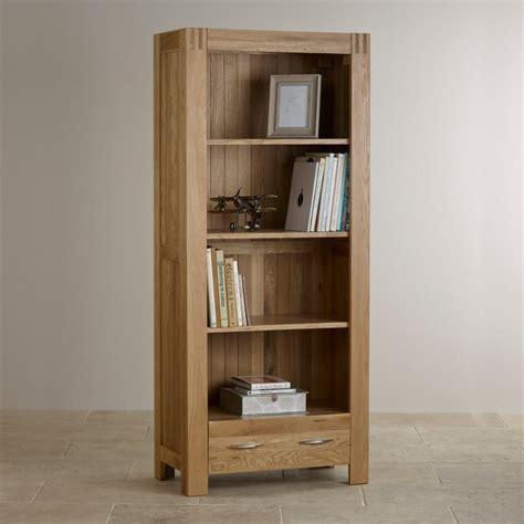 solid oak bookcases in seven sizes alto natural solid oak bookcase living room furniture