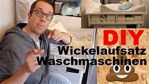 Waschmaschinen Erhöhung Selber Bauen : waschmaschinen wickelaufsatz selber machen wickeltisch ~ Michelbontemps.com Haus und Dekorationen