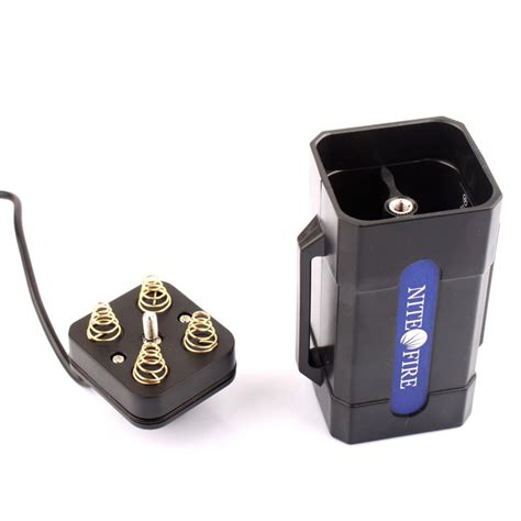 b c18 waterproof 4 18650 battery pack for bike light