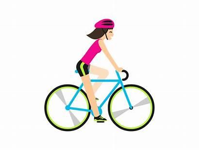 Bike Animation Loading Riding Animated Bicycle Motorcycle