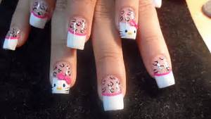 And attention seeking nail art designs latest fashion today