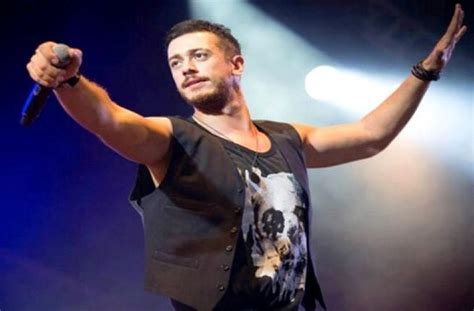 Saad Lamjarred Sang His Heart Out In Algiers On Friday
