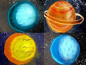 Stunning Planets Space Art: Shading Techniques - Teach Junkie