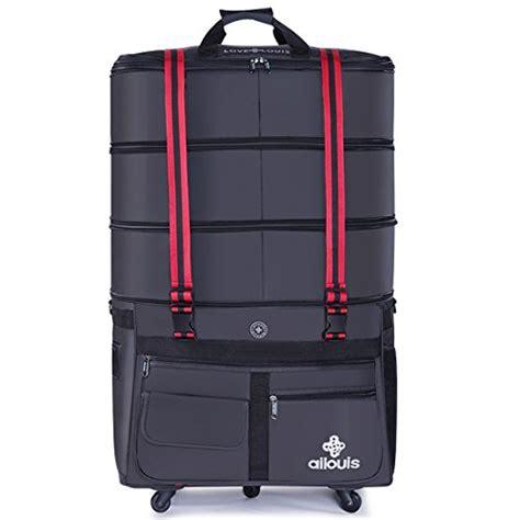 waterproof duffel bag with wheels beschan waterproof expandable wheeled oversized travel Waterproof Duffel Bag With Wheels