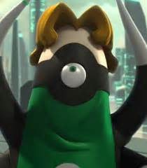 voice of larvox green lantern the animated series
