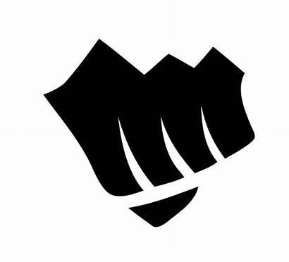 Riot Games Fist Legends League Lol Icon