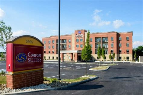 comfort suites ky but some things to work on review of comfort
