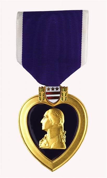 Purple Heart Medal Clipart Qctimes Awarded Grad