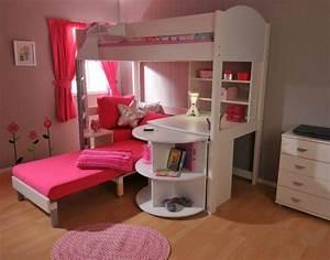 Kleine Couch Für Kinderzimmer : kinderzimmer mit hochbett einrichten f r eine optimale raumgestaltung ~ Bigdaddyawards.com Haus und Dekorationen