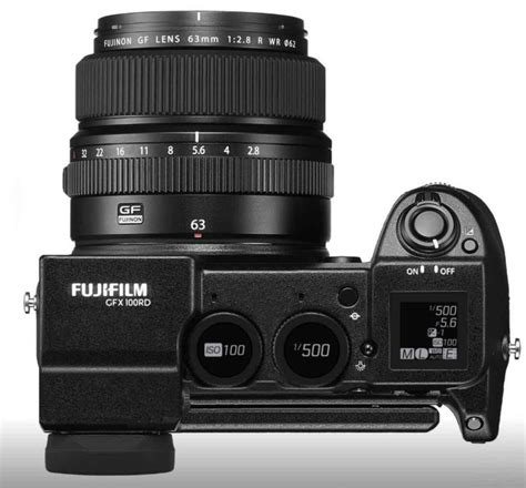 Fujifilm GFX 50R: Concepts of the Most Affordable Digital