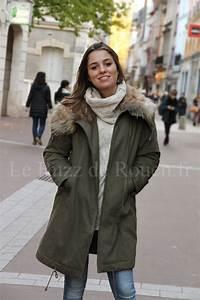 Parka A Fourrure Femme : parka fourrure femme mcs hiver 2013 2014 le buzz de rouen ~ Nature-et-papiers.com Idées de Décoration