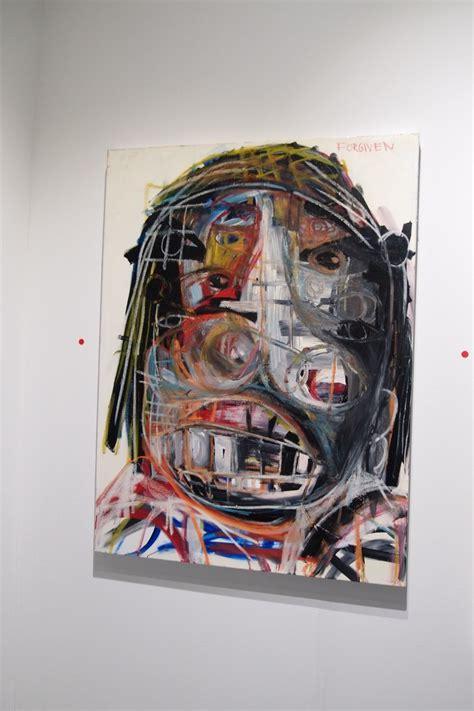 genesis tramaine  scope debut  art basel miami