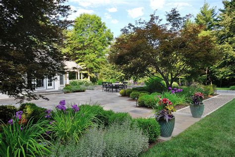landscape architecture architect garden design lexington concord newton winchester