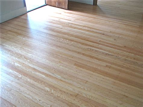 Nails For Wood Flooring by Portland White Oak Top Nail Hardwood Floor After