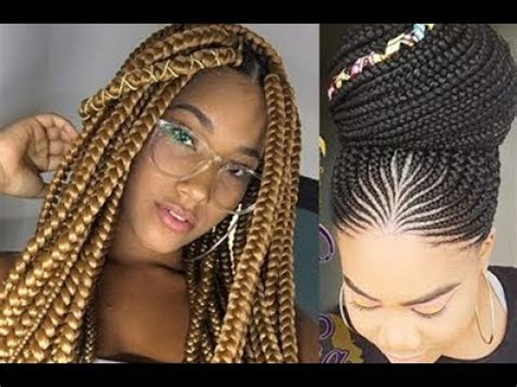 Braided Hairstyles by Cornrow Braids Hairstyles New Styles Are More