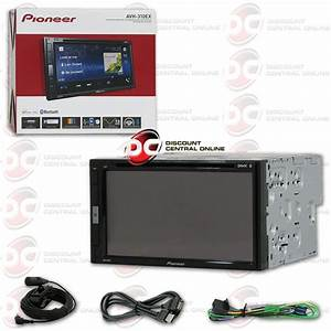 2015 New Pioneer 6 2 U0026quot  Double Din Car Cd Dvd Stereo Usb Aux