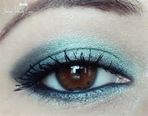 Blue Makeup for Brown Eyes Tutorial