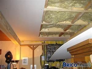 Plaque Platre Plafond Faux Plafond En Plaque De Platre Maison