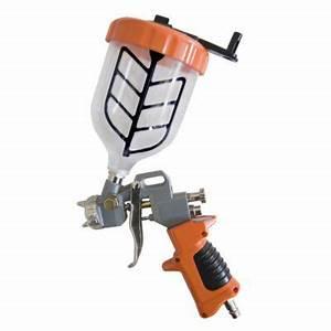Pistolet Peinture Plafond : pistolet de peinture mixy mecafer castorama ~ Premium-room.com Idées de Décoration