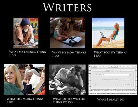 Author Memes - fun friday writer meems dusty crabtree