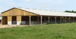Batiment En Kit Bois : r alisations de b timents agricole hangar agricole ~ Premium-room.com Idées de Décoration