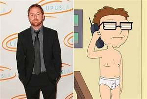 Scott Grimes aka Steve Smith - The Faces Behind the Voices ...