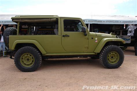 Jeep J8 Military Pick Up Truck Jk Forum Com The Top