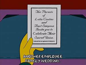 episode 16 wedding gif find share on giphy With wedding invitation gif images