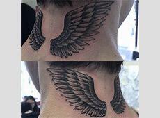 Tatouage Aile Dange Homme Tattoo Art