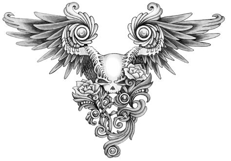 Skull Tattoos Designs, Ideas And Meaning