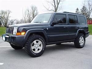 Lifted Jeep Commander