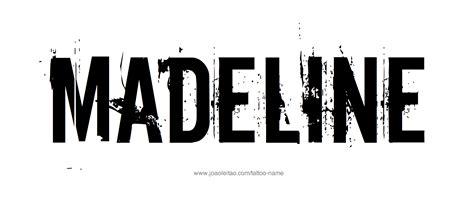 madeline  tattoo designs