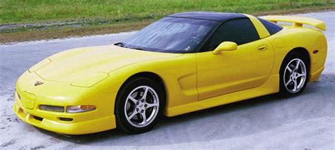 C5 Corvette 19972004 C5r Racing Body Kit  Corvette Mods