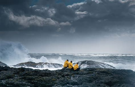 storm watching tofino weather things vancouver island season water tourists different star travel ocean distribution thestar trio uf