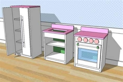 images  diy play kitchens  pinterest play