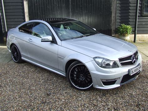 Explore black mercedes c63 amg coupe for sale as well! Mercedes C63 AMG Coupe - Oliver Cars Ltd