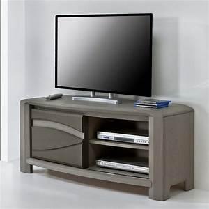 Meuble Tv Petit : petit meuble tv oc ane meubles rigaud ~ Teatrodelosmanantiales.com Idées de Décoration