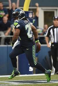 Marshawn Lynch Seahawks Nike