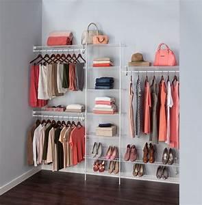 Closetmaid 5037 5ft  To 8ft  Fixed Mount Closet Organizer Kit  89 98