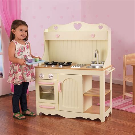 Kids Prairie Kitchen  Kid Kraft Cuckooland