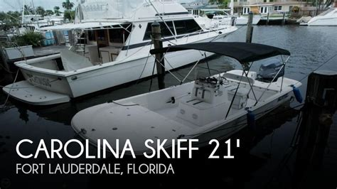 Carolina Skiff Boats For Sale In Texas by Used Skiff Carolina Skiff Boats For Sale Boats