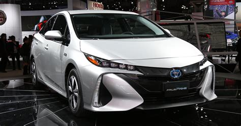 Best Plugin Cars 2016 by 2017 Toyota Prius Prime In Hybrid Model Revealed At