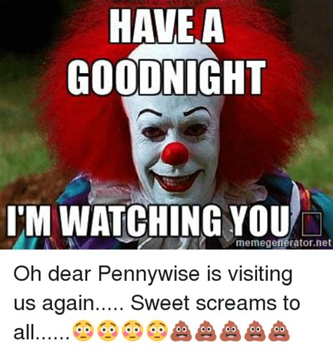 Pennywise Memes - dragoncastle dating site