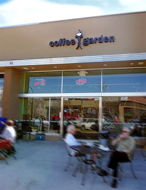 Garden City Coffee Shop by Awesome Coffee Shops In Utah